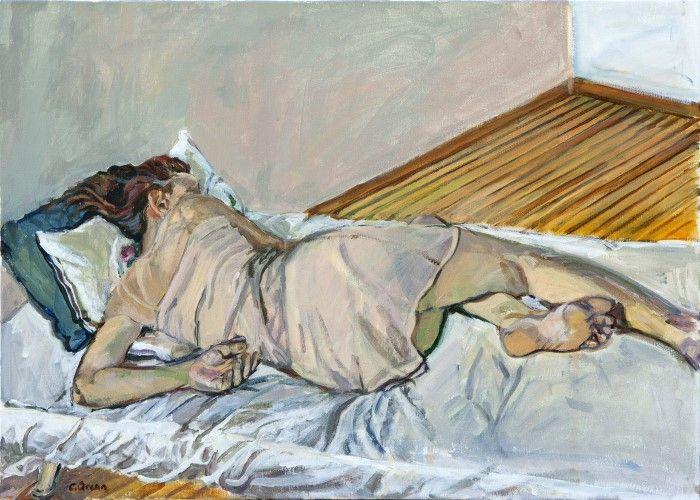 Турецкий художник. Claire Arkas