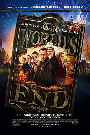 Download The World's End (2013) 850MB Full Hindi Dual Audio Movie Download 720p Bluray Free Watch Online Full Movie Download Worldfree4u 9xmovies