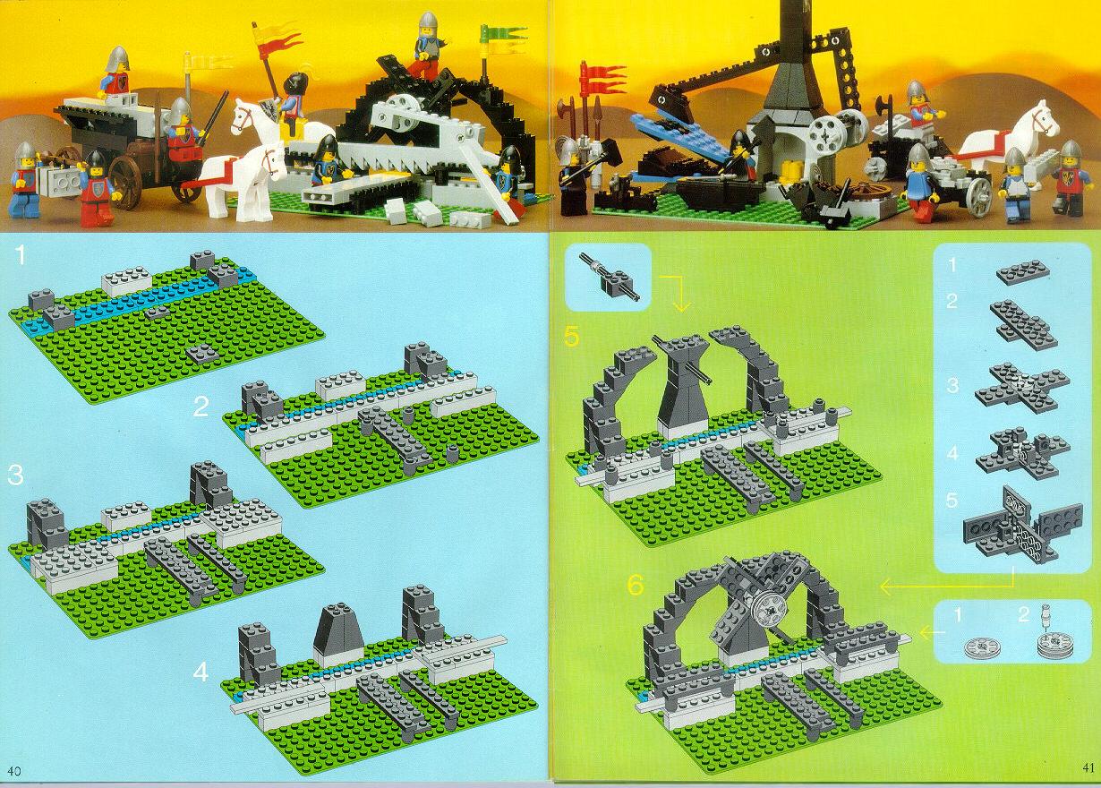 steve 39 s lego blog special castle sets the lego idea books. Black Bedroom Furniture Sets. Home Design Ideas