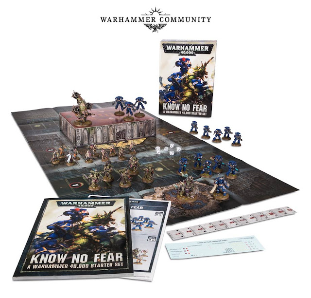 warhammer 40k beginners guide know no fear