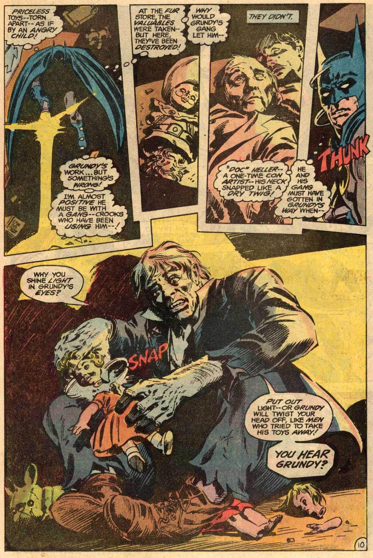 Detective Comics (1937) 523 Page 14