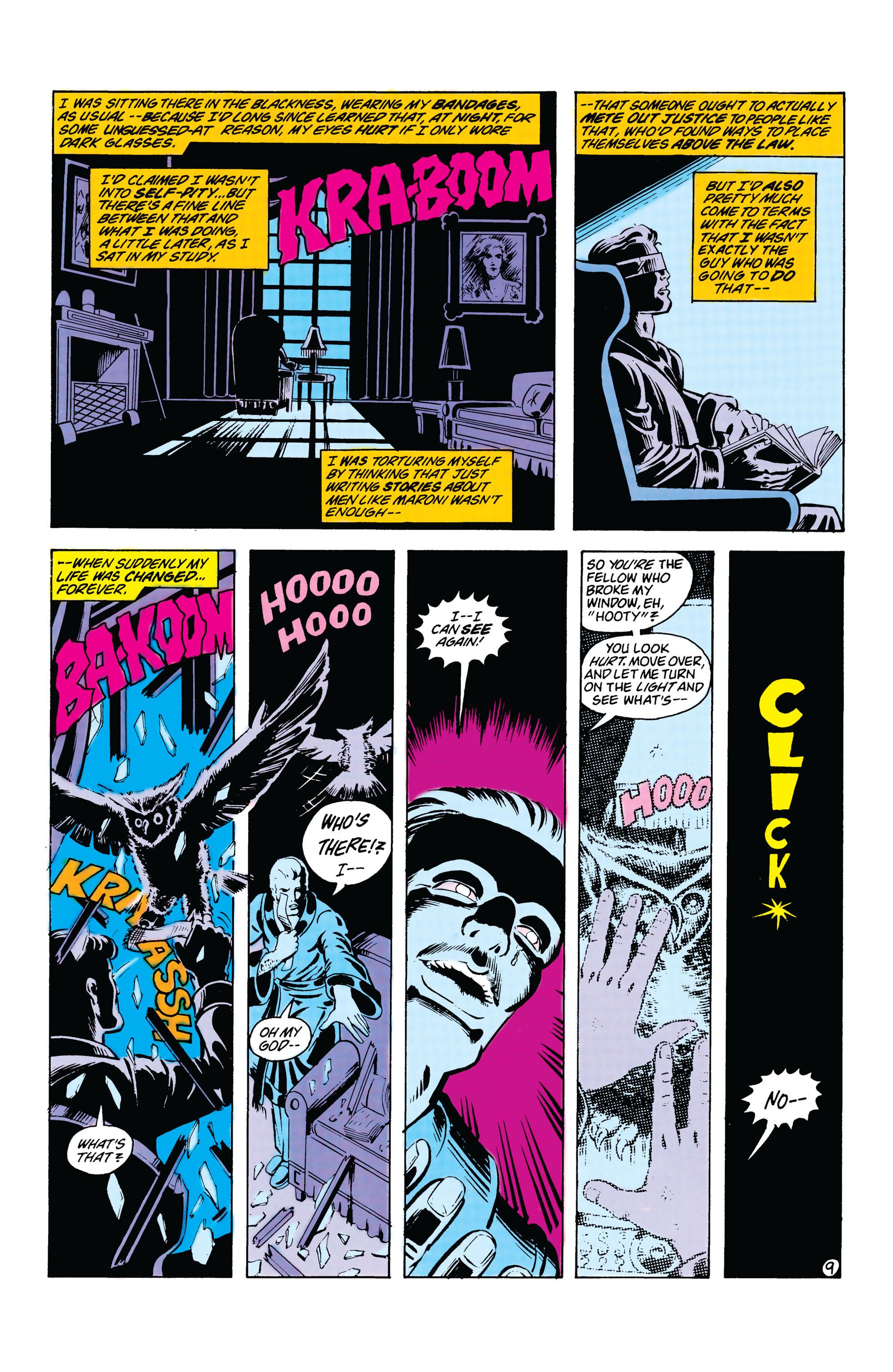 Read online Secret Origins (1986) comic -  Issue #20 - 28