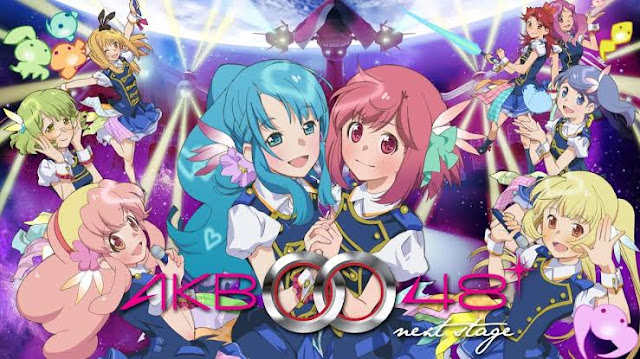 AKB0048 S1 + S2 Sub Indo Batch Download