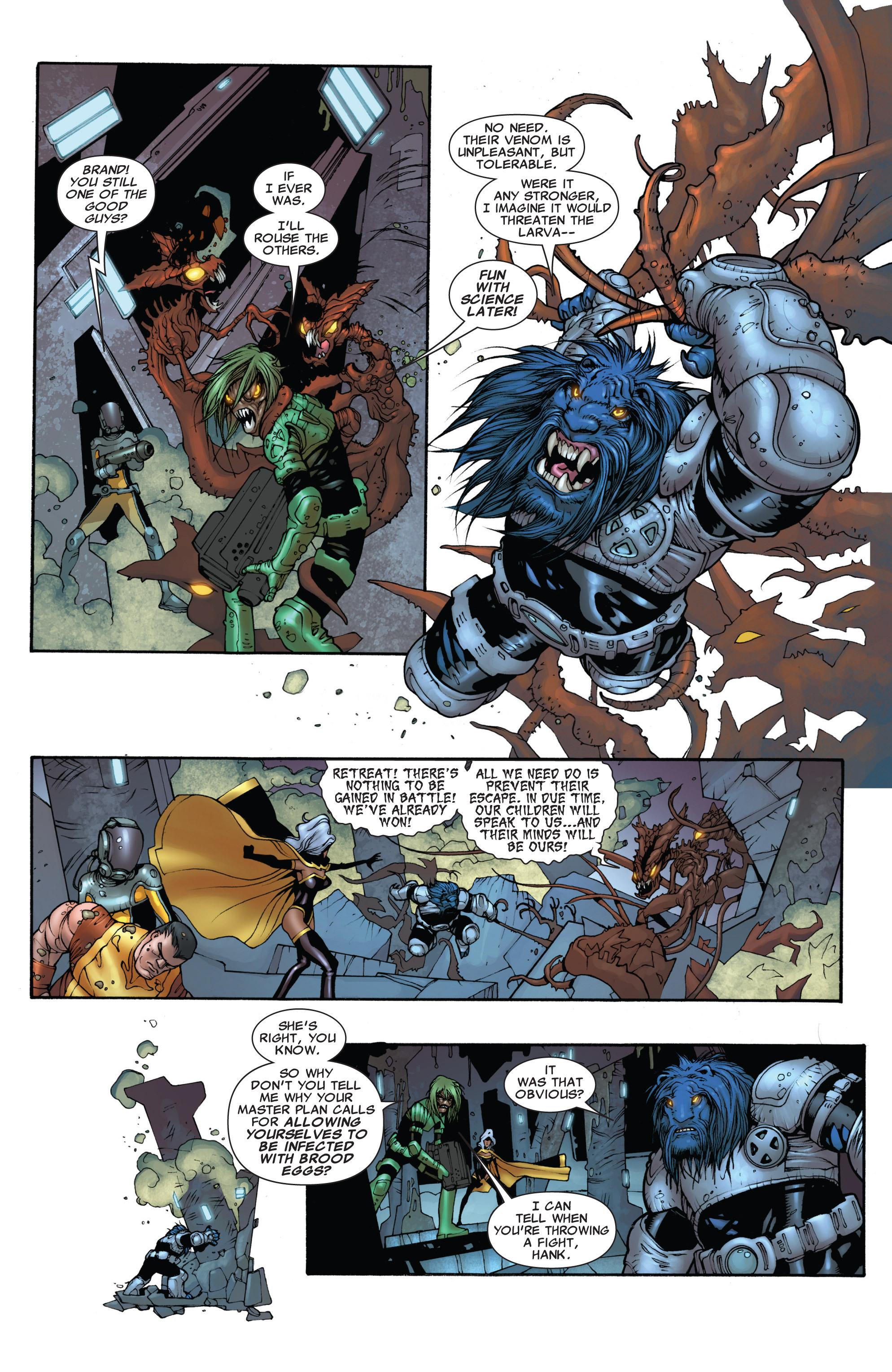 Read online Astonishing X-Men (2004) comic -  Issue #40 - 12