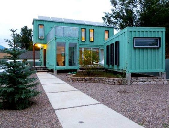 Ibercons arquitectura dise o dise o de hogares en - Arquitectura contenedores maritimos ...