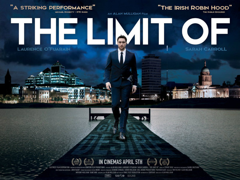 the limit of film poster