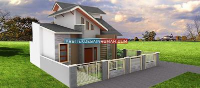 Arsitek Desain Rumah Type 175
