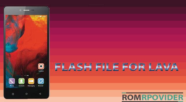 lava iris 352e flash file