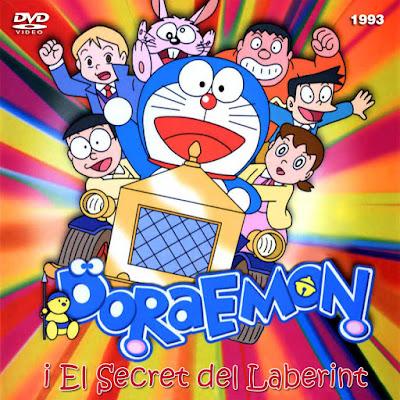 Doraemon i el Secret del Laberint - [1993]