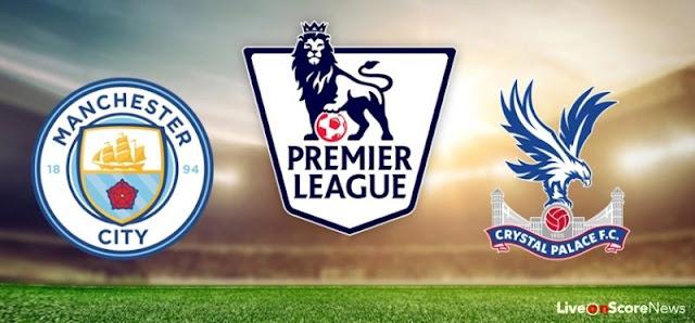 موعد مباراة مباراة مانشستر سيتي وكريستال بالاس محرز 22-12-2018