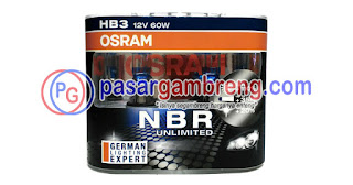 Jual Jual Osram NBR Unlimited HB 3