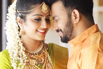 Arjun Sruthi Wedding Highlights