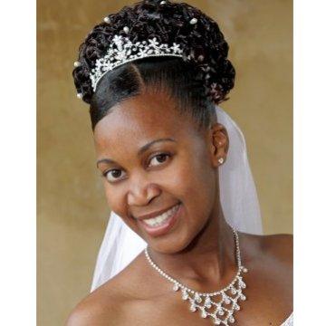 mo lishazbeauty black bride wedding hair styles