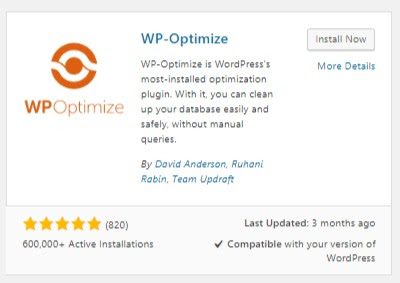 WP%2Boptimize - 8 Best WordPress Speed Optimization Plugins in 2018