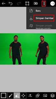 proses-buat-foto-seribu-bayangan-di-picsart