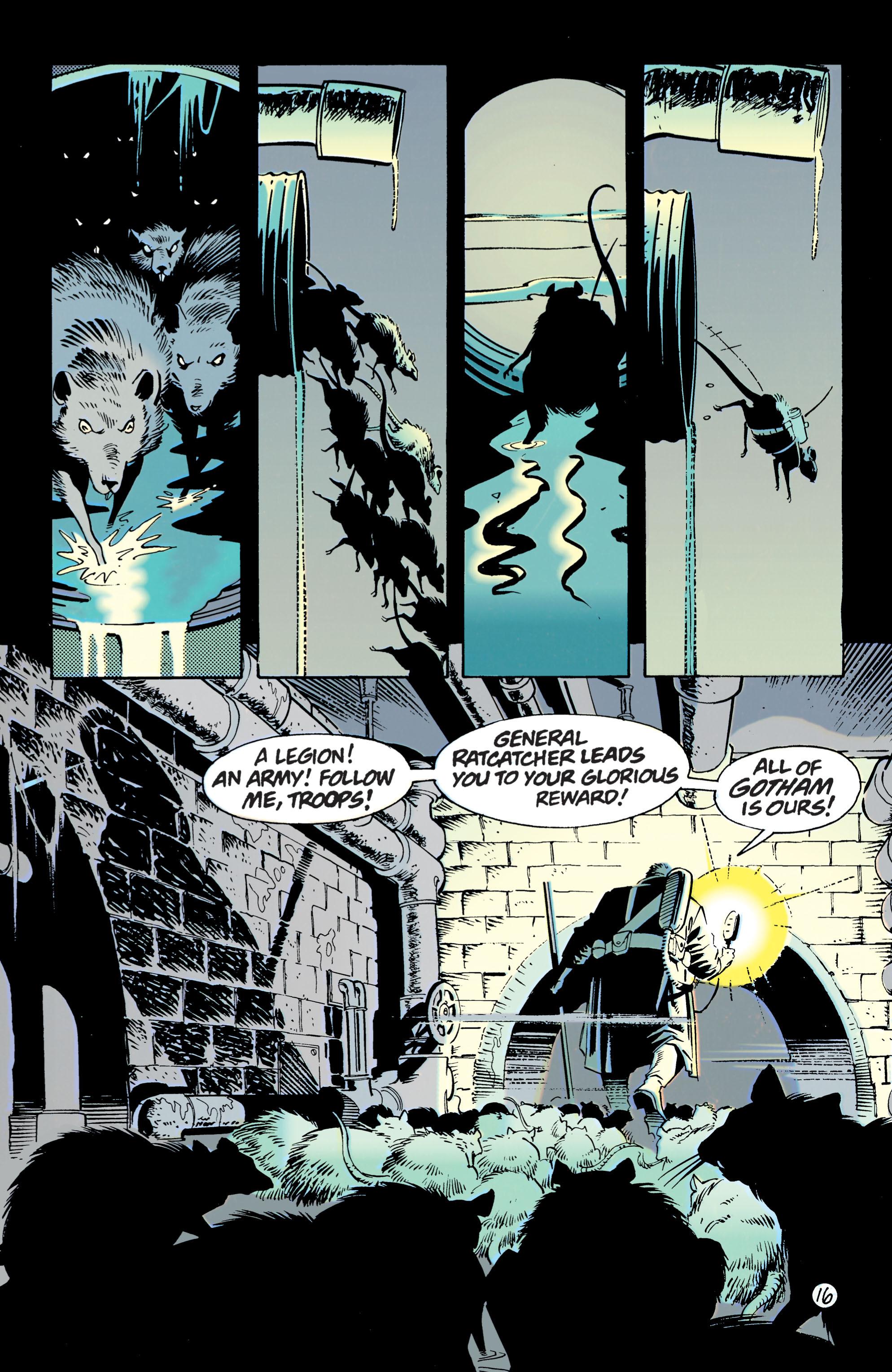 Detective Comics (1937) 679 Page 16