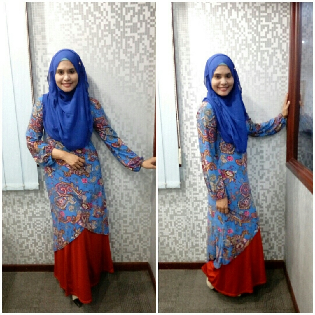 Alialisakreatif By Kolin Zainal Mudahnya Shopping Baju