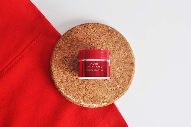 Shiseido Aqualabel Special Gel Cream Review