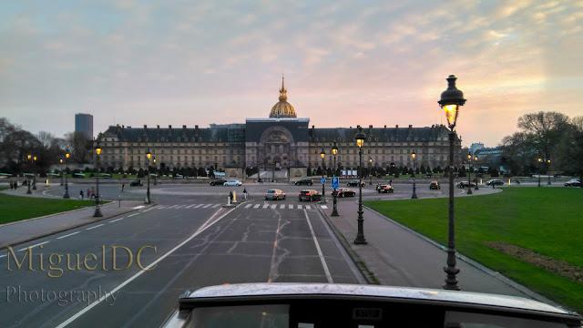 Palacio nacional de los inválidos de París