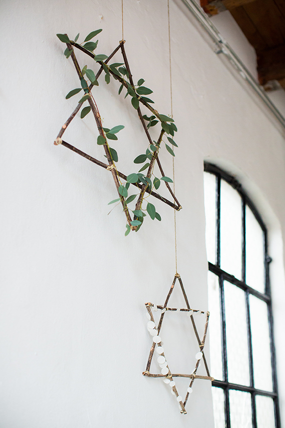 Star garland. Image by Anouschka Rokebrans via Avenue Lifestyle