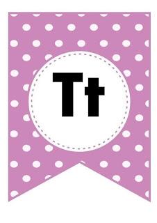 ALFABETO%2BBANDEIRINHA%2BLILAS-page-020 Lindo alfabeto bandeirinha para baixar grátis