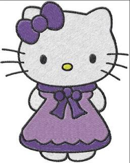 gambar hello kitty 9