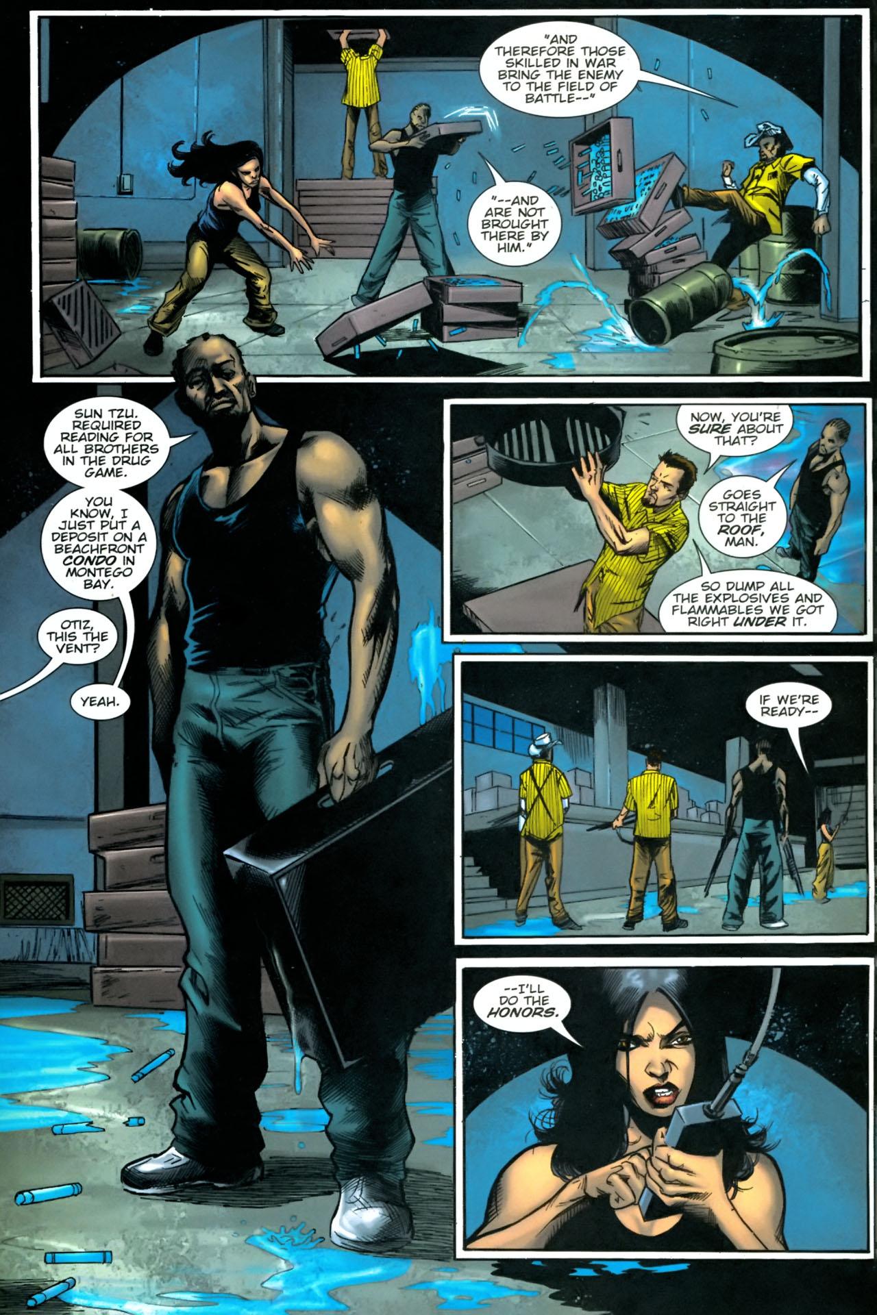 Read online The Exterminators comic -  Issue #23 - 5