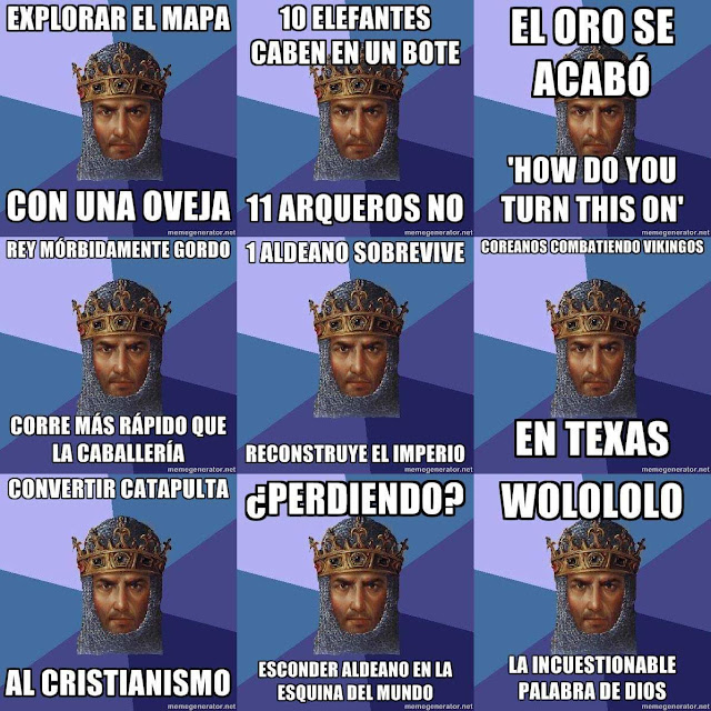 Age of Empires - humor