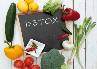 food should be used for the purpose of detoxification, and cleansing of the body, because the natural way of cleaning is the best and the only correct way.