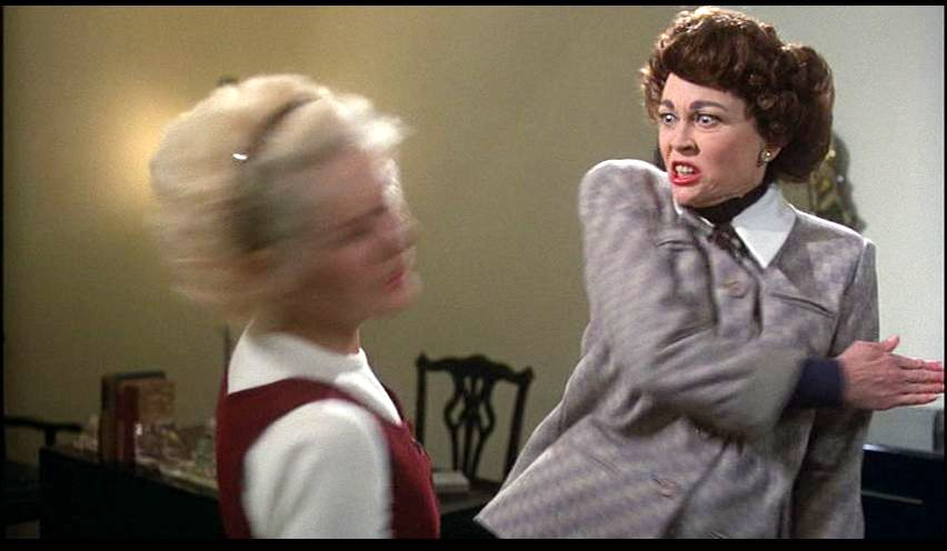 Christina crawford spank