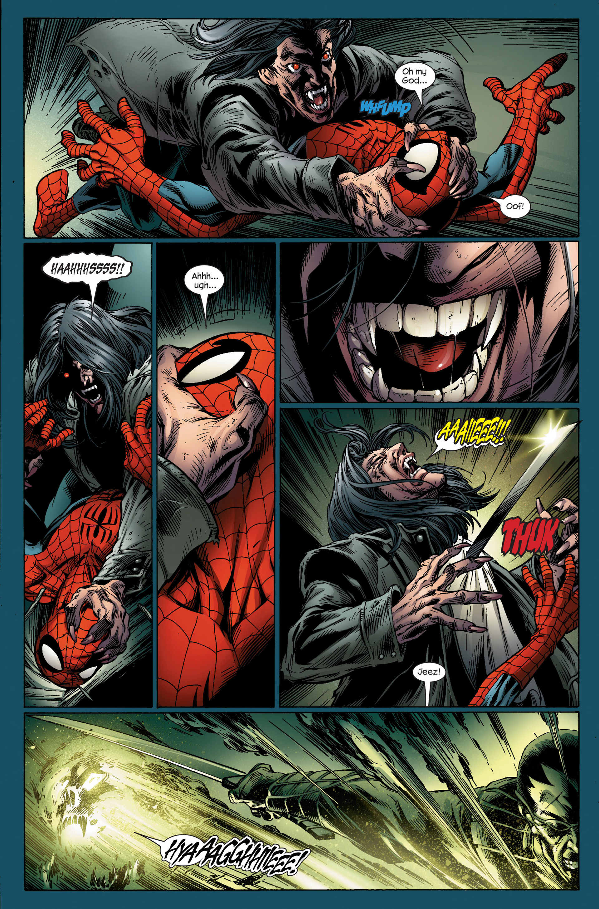 Read online Ultimate Spider-Man (2000) comic -  Issue #95 - 5