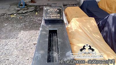 Makam Granit, Model Kuburan Granit, Kijing Makam Granit