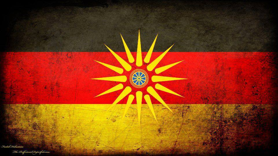 Online Petition: Macedonians in Germany need our help!