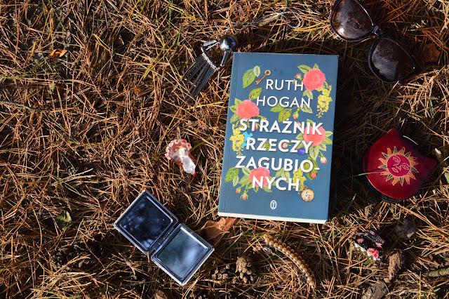 Strażnik rzeczy zagubionych, Ruth Hogan