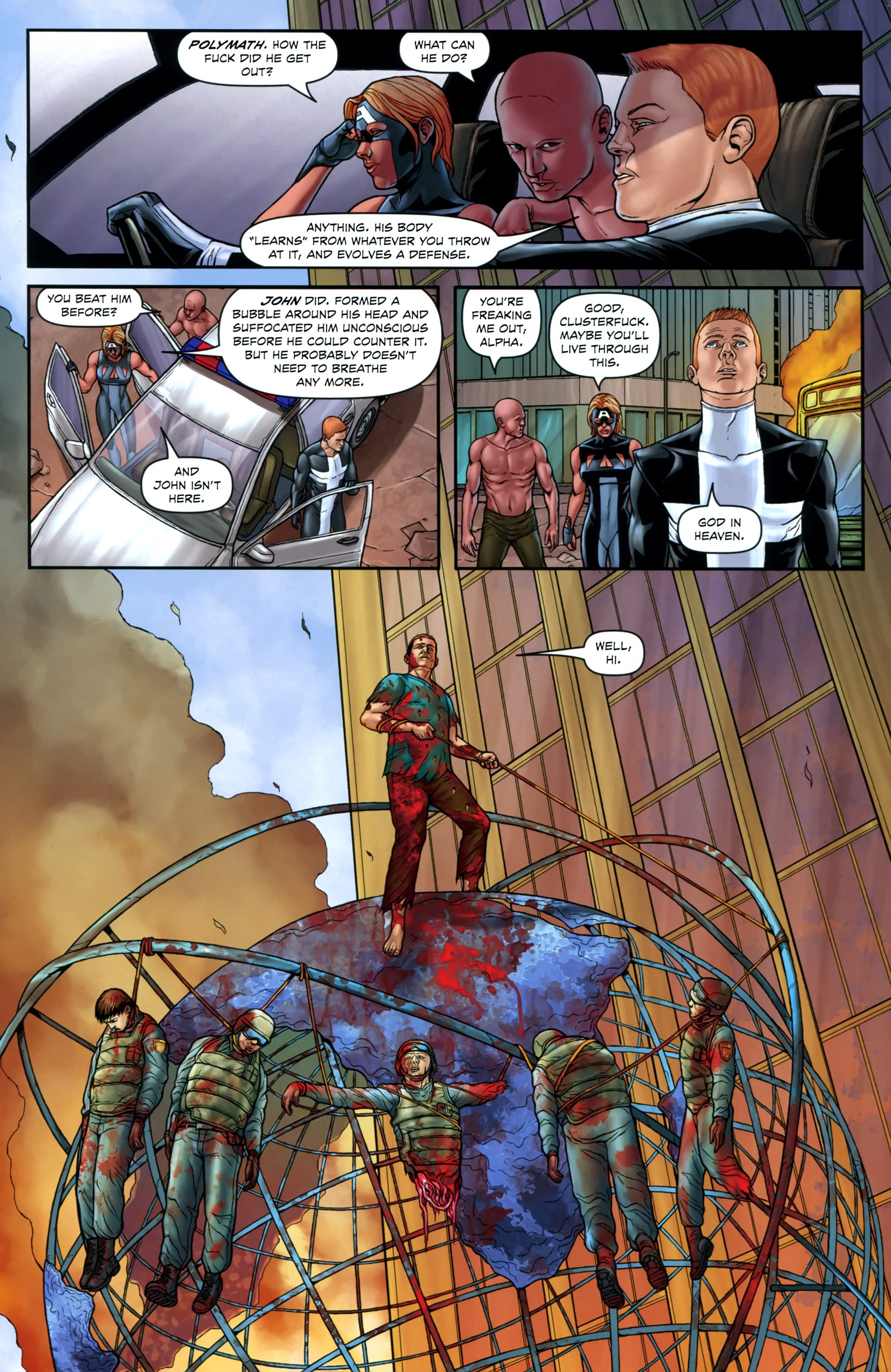 Read online Absolution: Rubicon comic -  Issue #2 - 8