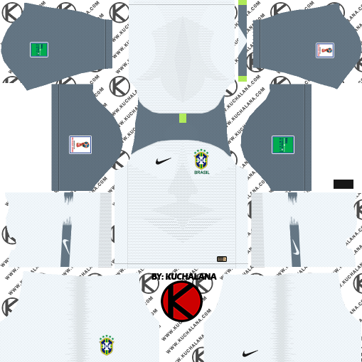 Learn These Dls Kits Brazil World Cup 2018 {Swypeout}