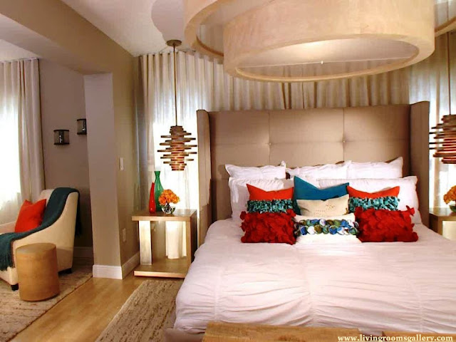 Half False Ceiling Designs For Bedroom