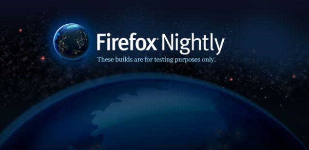 Firefox Nightly - El Blog de HiiARA