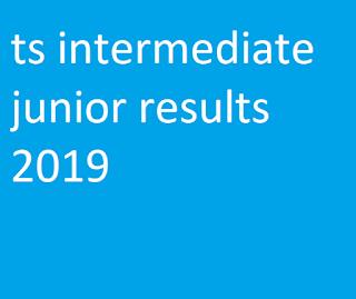 ts intermediate junior results 2019