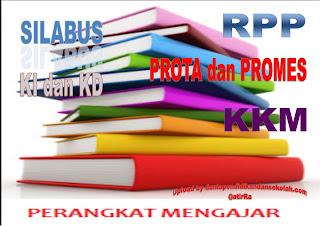 RPP KELAS 1 KURIKULUM 2013 REVISI 2016 SEMESTER 1 DAN 2 , KI,KD,SILABUS,KKM,PROTA,PROMES PERANGKAT PEMBELAJARAN LENGKAP (DOWNLOAD)