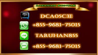 Contact Us Taruhan855