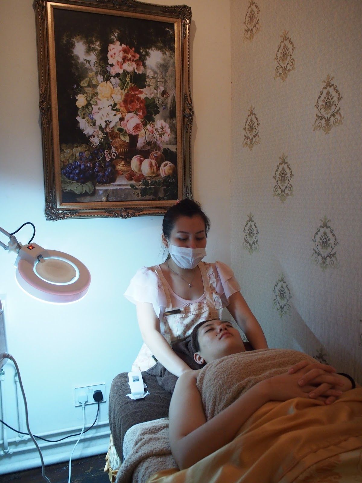 My Cosy Room Floral Radiance Facial Review Singapore Orchard