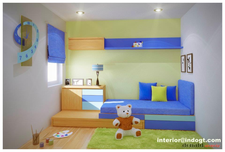 Design Arsitektur Kamar Tidur Rumah Minimalis  Design