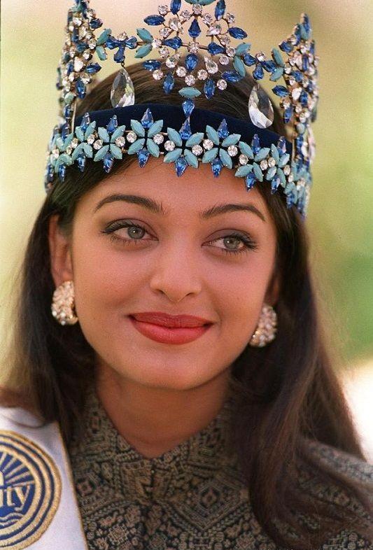 Miss World Of 1994 – Aishwarya Rai