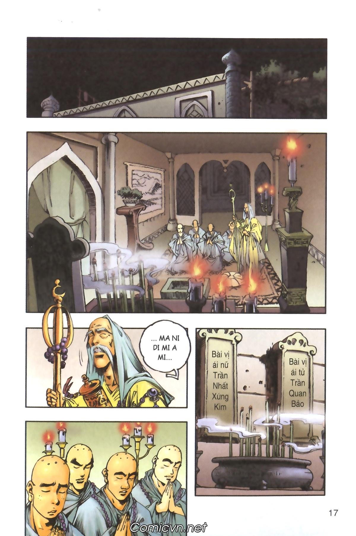 Tây Du Ký màu - Chapter 91 - Pic 17