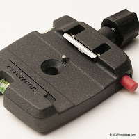 Manfrotto Q6 Top Lock QR Adaptor