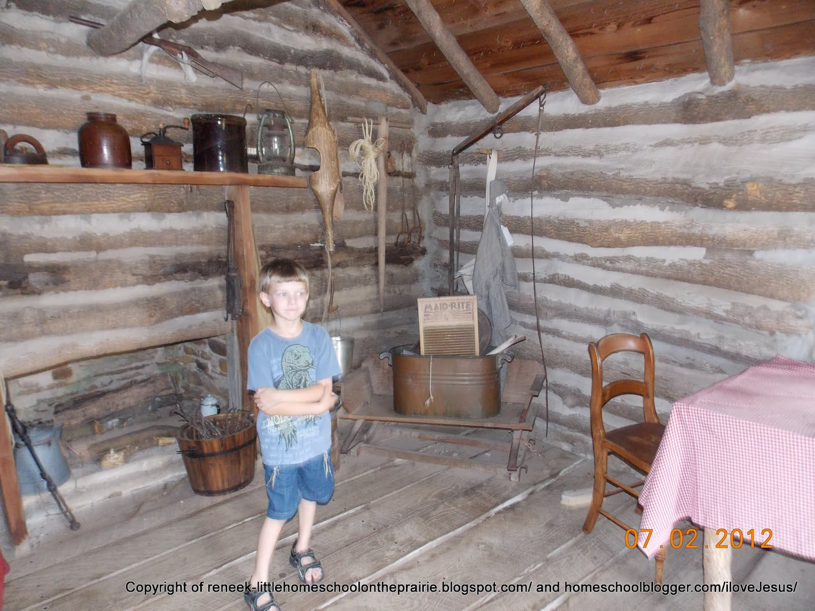 Little Homeschool On The Prairie Little House On The