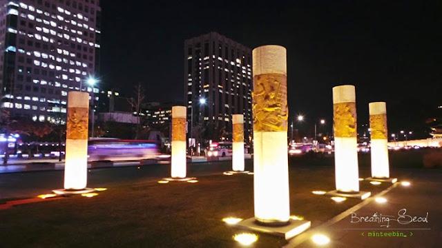 Seoul Lantern Festival 2014 cheonggyecheon king sejong