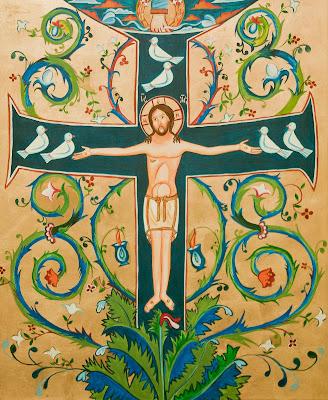 Obra Nova - Ícones para grupo de oração, seminário de vida no Espírito Santo e eventos