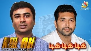 Miruthan Director: Tik Tik Tik is different type of Space film compared to any other || Interview